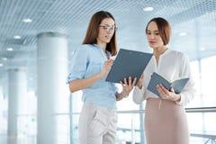 Women at work Stock Image