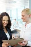 Women working Stock Photo