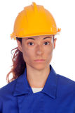 Women working in mining Royalty Free Stock Photography