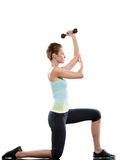 Women workout Royalty Free Stock Photos