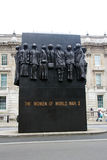 The Women of World War 2 Monument. Stock Photography