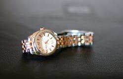 Women wrist watch Royalty Free Stock Photography