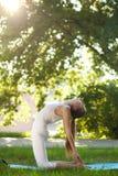 Women and Yoga Stock Photos
