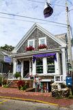Womencrafts, Commercial Street, Provincetown, MA. Royalty Free Stock Photos
