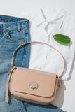 Womens clothing collection Stock Image