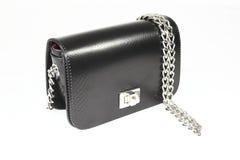 Womens clutch day handbag Stock Images