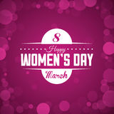 Womens day Stock Photos