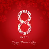 Women's day Stock Photography