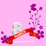 Womens day Stock Image