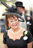 Womens fashion at Royal Ascot Races  Stock Photo