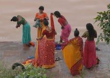 Womens in the gaths at Puskar Royalty Free Stock Photos