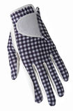 Womens golf glove Royalty Free Stock Images