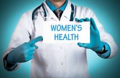 womens health stock image