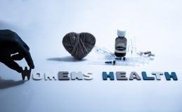Womens health Royalty Free Stock Image