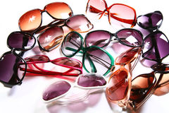 Womens Shades Stock Photography