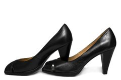 Womens shoes Royalty Free Stock Photos