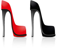 Womens shoes Stock Photography