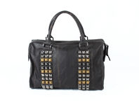 Womens utility day fashion handbag Stock Photo
