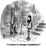 Won& x27 υποψήφιοι αλλαγής τ απεικόνιση αποθεμάτων