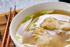 Won Ton Soup Stock Photos