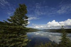 Wonder lake Royalty Free Stock Photography