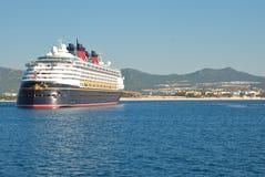 Wonder van Disney in Cabo San Lucas, Mexico Royalty-vrije Stock Afbeelding