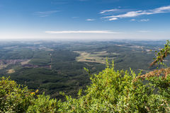 Wonder view on the Panorama Route Royalty Free Stock Photography
