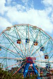 Wonder Wheel Royalty Free Stock Photos