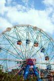 Wonder Wheel royalty free stock photos