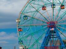 Wonder Wheel Stock Image