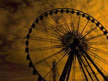 Wonder wheel Royalty Free Stock Photography