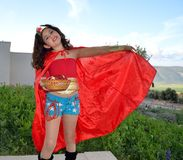 Wonder Woman immagine stock