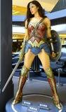 Wonder Woman Fotografie Stock Libere da Diritti