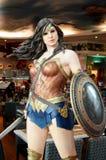 Wonder Woman Royalty Free Stock Image