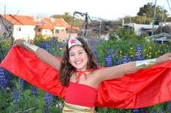 Wonder woman Stock Photo