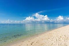 Wonderful. Beautiful and interesting beaches at borneo stock photo