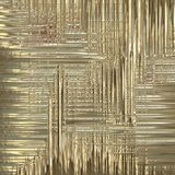 Wonderful abstract illustrated glass design Royalty Free Stock Photo