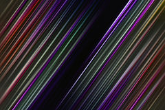 Wonderful abstract stripe background design Royalty Free Stock Photos