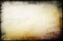 Wonderful background from old  grey wall. Royalty Free Stock Photos