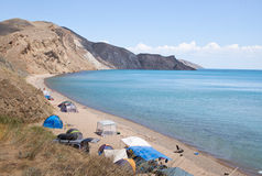 Wonderful beach Royalty Free Stock Photos