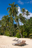 Wonderful beach on an island in Thailand Royalty Free Stock Photo