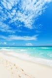 Wonderful beaches of Cancun, Mexico Stock Photo