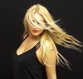Wonderful blonde Stock Photos