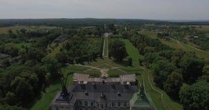 Wonderful Castle-Palace stock video footage
