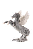 Wonderful character from myths and fairy tales horse pegasus Stock Images