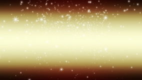 Wonderful christmas animation with moving snowflakes, loop HD 1080p stock footage