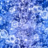 Wonderful Christmas background design Stock Image