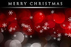 Wonderful Christmas background design Royalty Free Stock Image