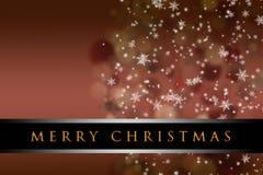 Wonderful Christmas background design Royalty Free Stock Photo