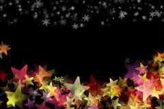 Wonderful Christmas background design Royalty Free Stock Image